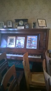 Piano and period music