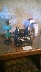 Period office equipment