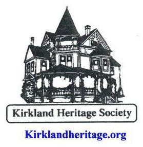 Kirkland Heritage Society logo