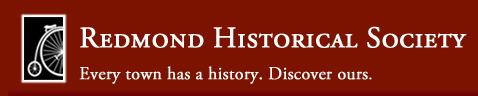 Redmond Historical Society logo