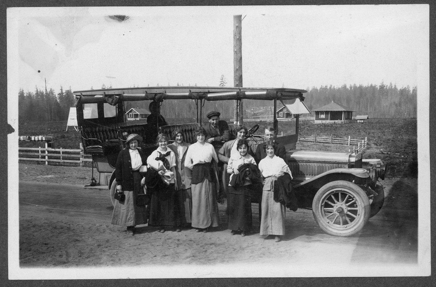 Transportation in early Bothell